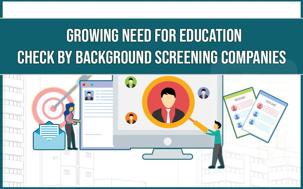 Need for educational qualification verification